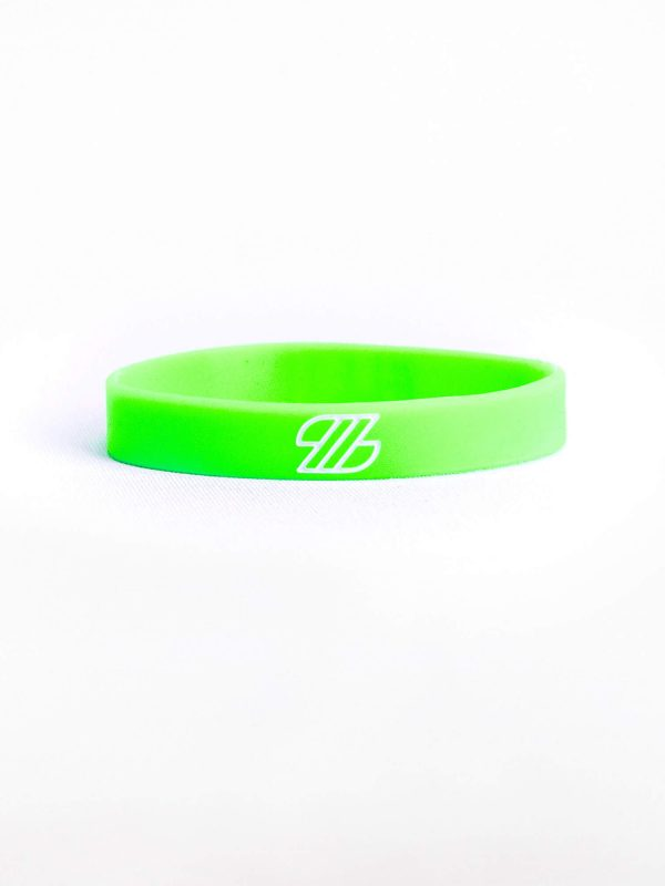 LETIC MEN WRISTBAND #LETIC NEONGREEN 01